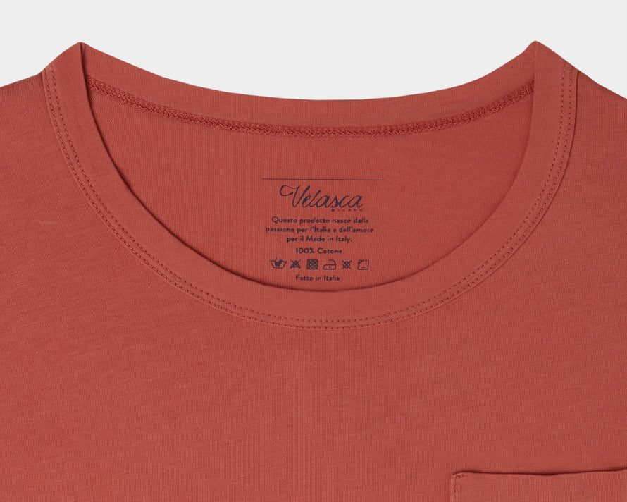 Velasca Gugin Red 100% cotton