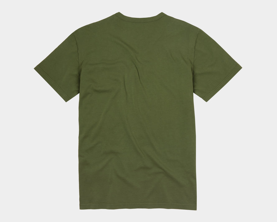 Velasca T-shirts Gugin Green 100% cotton