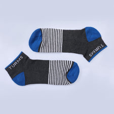 Quarter-Length Socks - Pack of 3