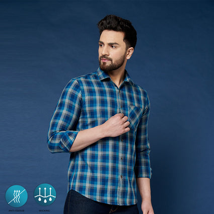 Poseidon's Plaid