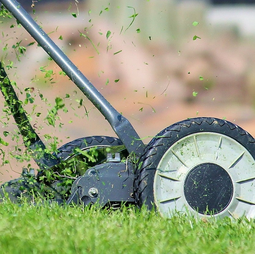 Edge and mow your lawns.