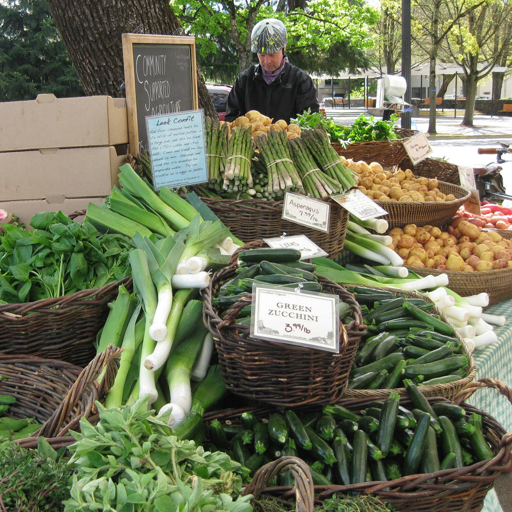 Meet the New Saturday Market and Lane County Farmers Market Vendors