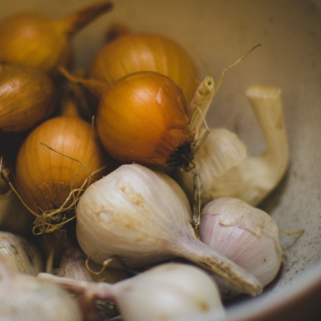 Plant your garlic cloves