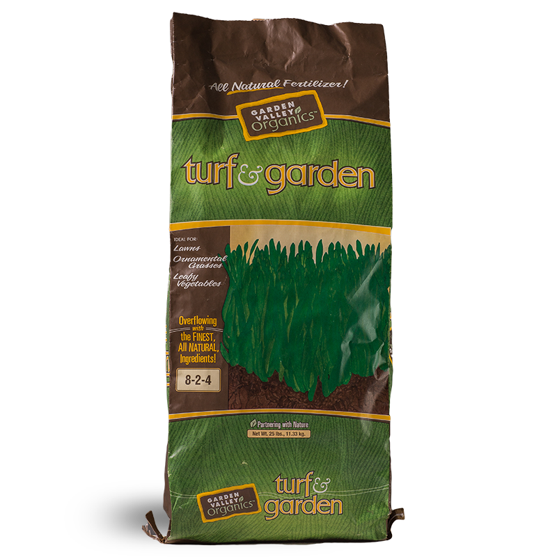 #3:Turf & Garden Fertilizer