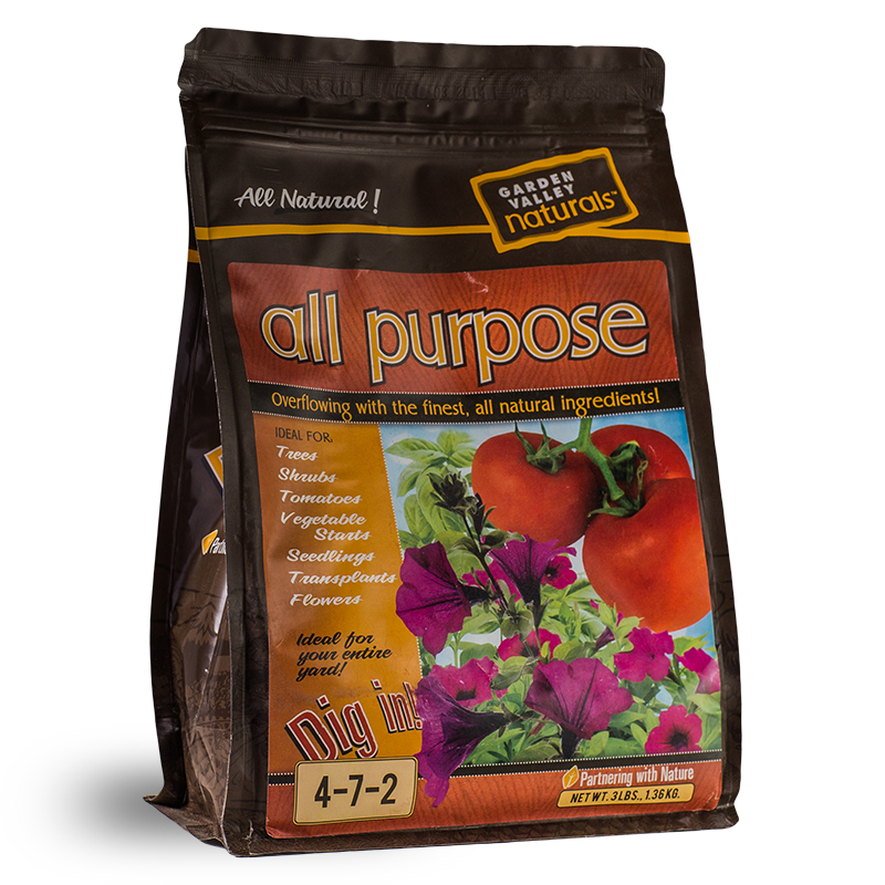 #4:All Purpose Fertilizer