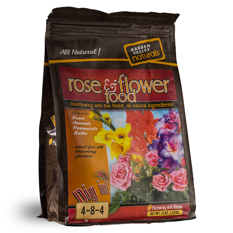 #3:Rose & Flower Food