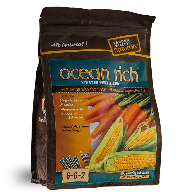 #3:Ocean Rich Starter Fertilizer