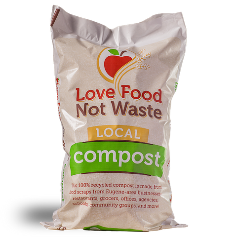 Love Food Not Waste Compost