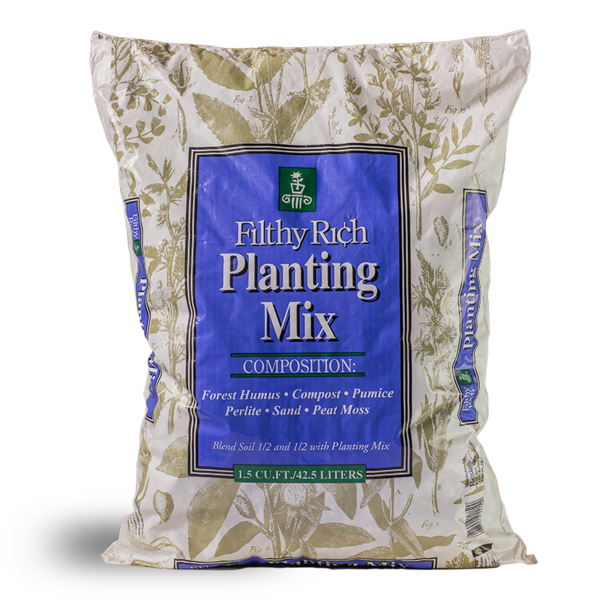 #3:Planting Mix Soil Amendment
