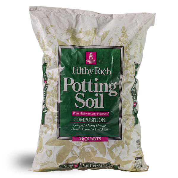 #4:Potting Soil