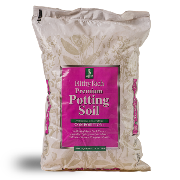 #3:Premium Potting Soil