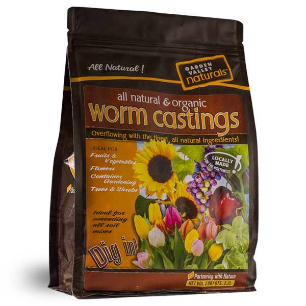 #2:Worm Castings