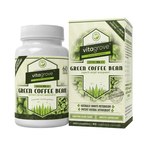 <span>GREEN COFFEE BEAN EXTRACT</span>800mg