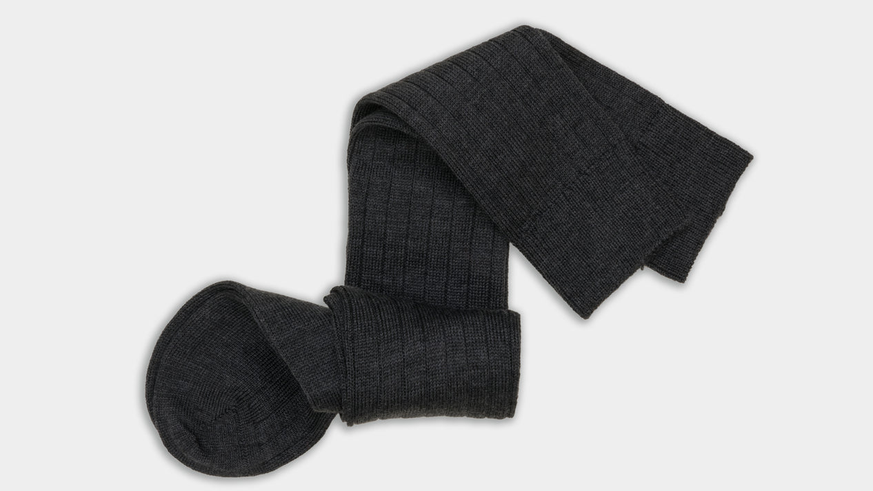 Velasca Brasca Dark gray Wool