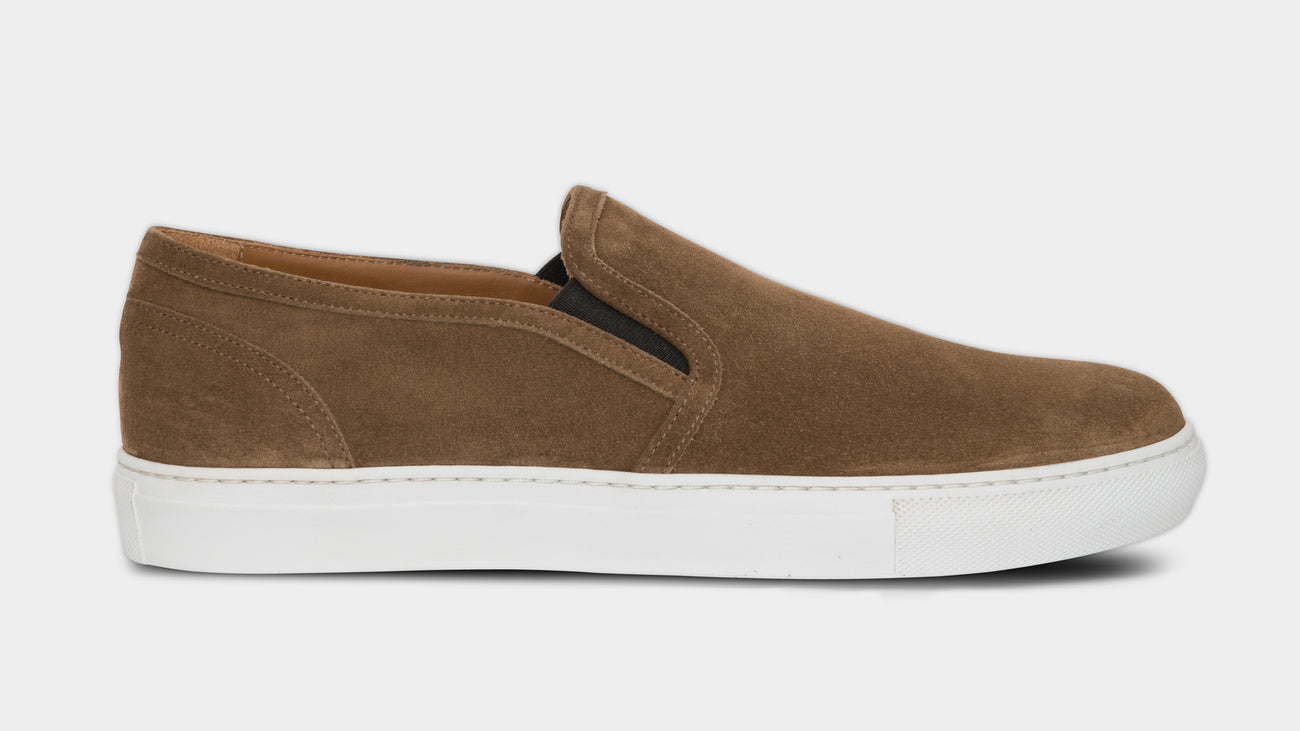 Velasca Furmagiatt Beige Suede leather