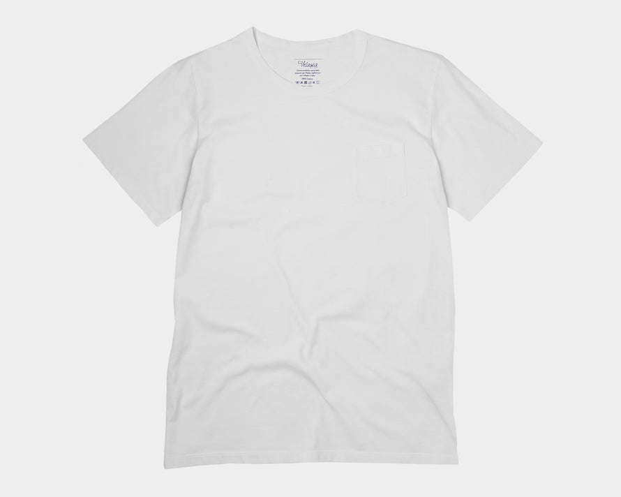 Velasca T-shirts Gugin White 100% cotton