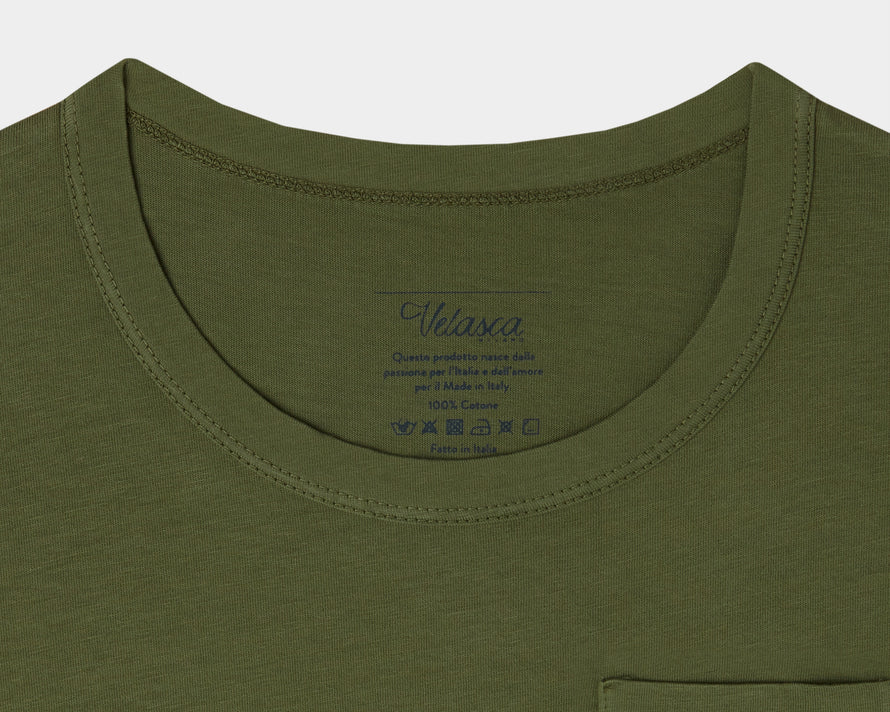 Velasca Gugin Green 100% cotton
