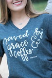 Saved by Grace and Coffee