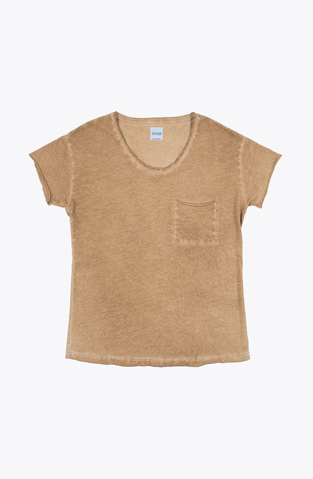 THE STONE WASH T