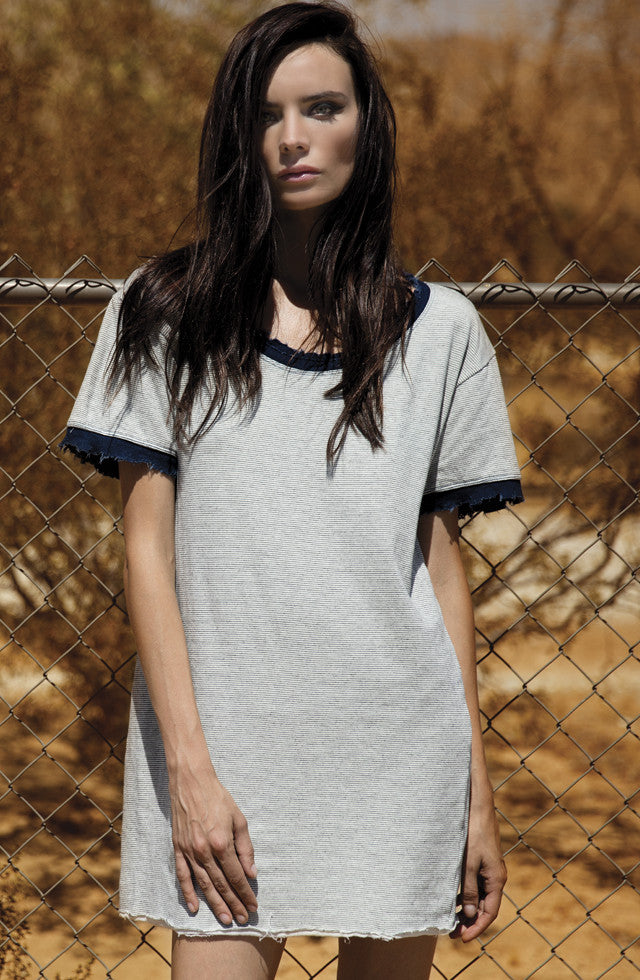 THE BOYFRIEND LONG TEE