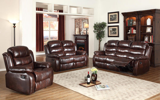 u9500 reclining sofa set
