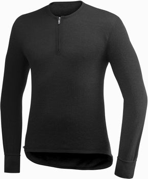 Woolpower Merino Wool Crewneck Zip 200g