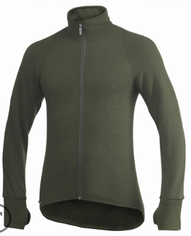 Woolpower Merino Wool 400g Full Zip Jacket