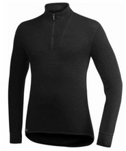 Woolpower Merino Wool Zip Turtleneck 200g