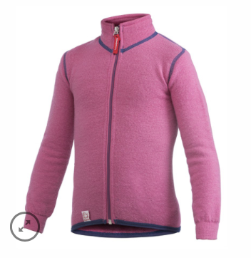 Woolpower 400g Children's Full Zip Jacket