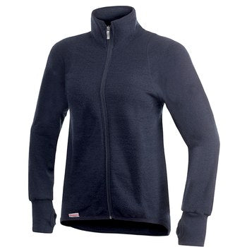 Woolpower FR Merino Wool Full Zip Navy Jacket 400g