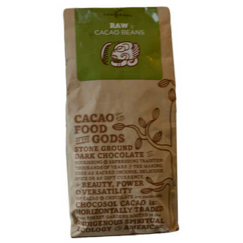 Raw Cacao Beans - 200 g