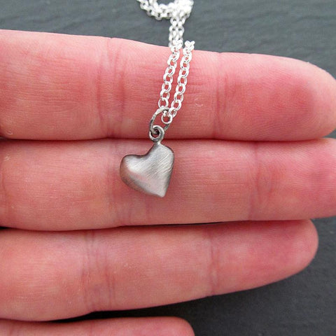 Heart Charm & Necklace