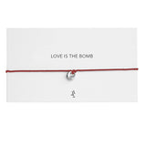 "MANTRA ""Love is the Bomb"" WRAP - Osadia Concept Store"
