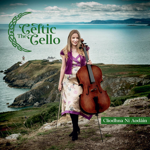 Clíodhna Ní Aodáin 'The Celtic Cello'