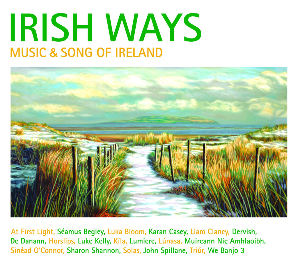 Irish Ways - Music & Song of Ireland 2CDs