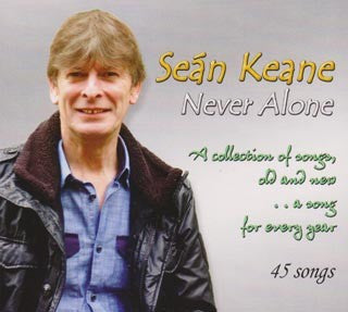 Seán Keane 'Never Alone' 3CD Collection