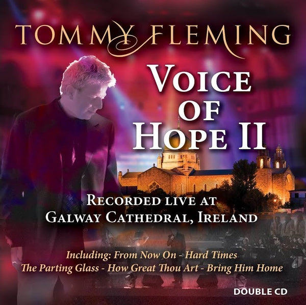 Tommy Fleming ' The Voice of Hope II' 2CD Set