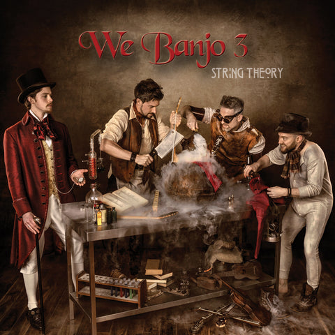 We Banjo 3 'String Theory'