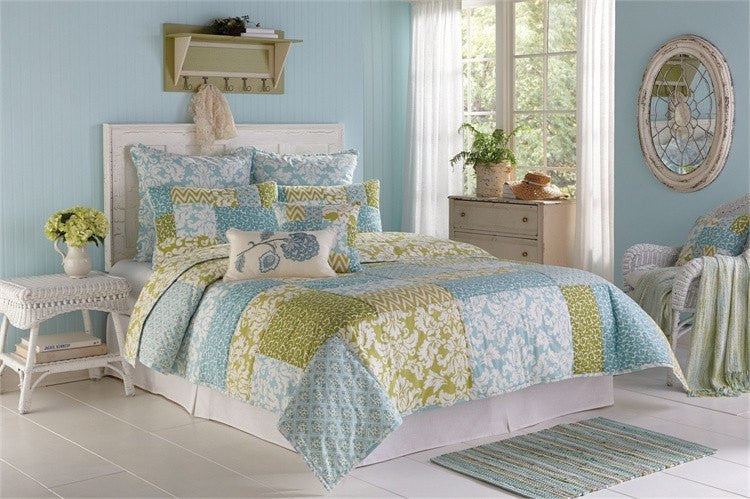 Tranquil Quilt Set by Park Designs