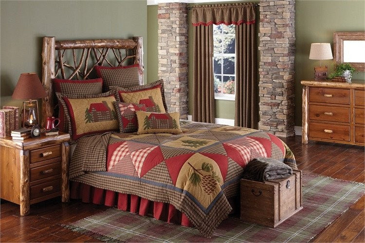 Cabin Quilt Set by Park Designs