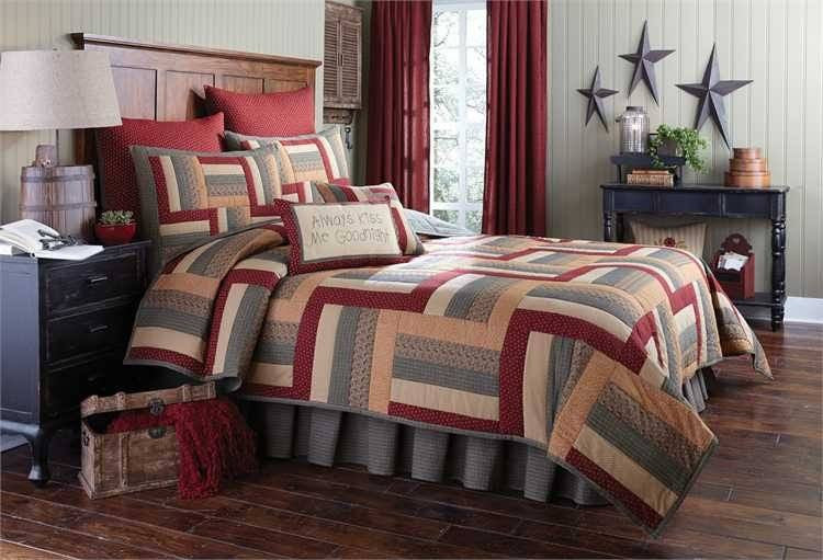 Hearth & Home Quilt Set by Park Designs