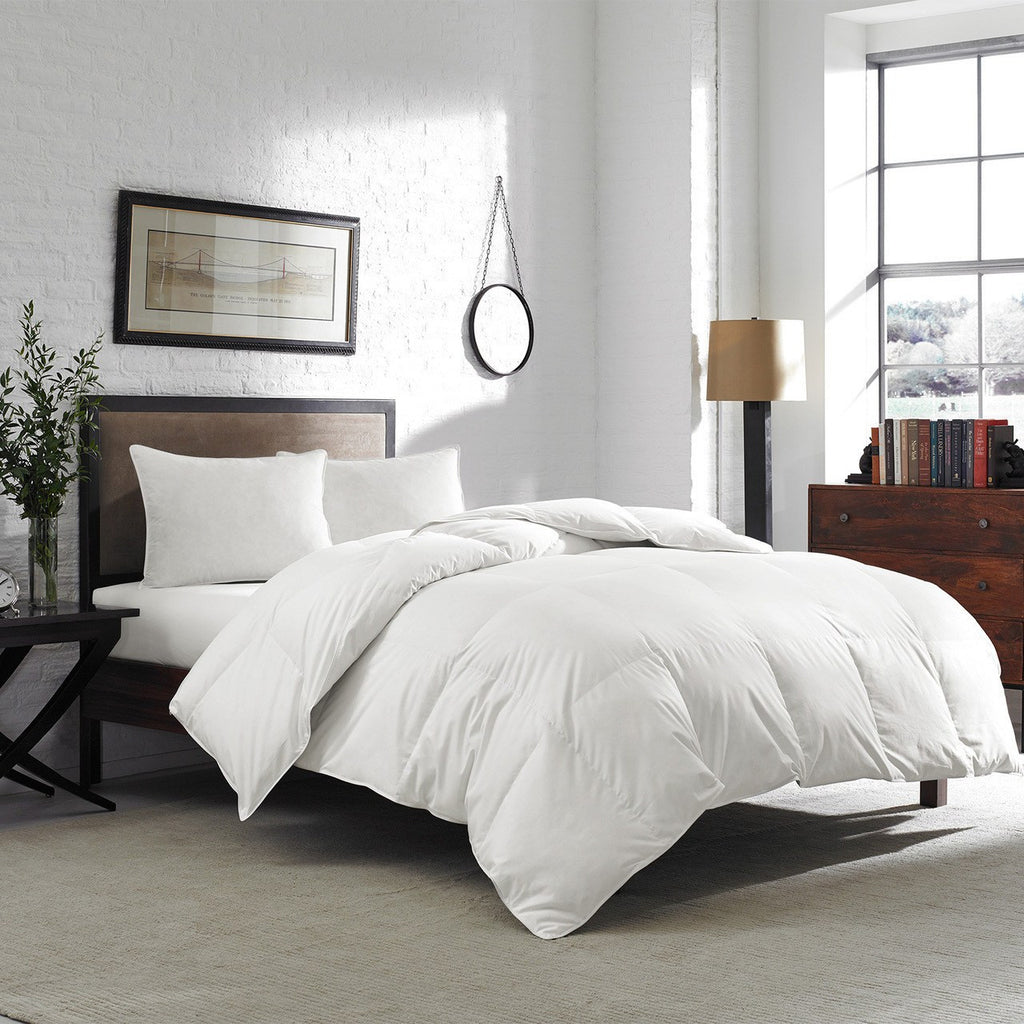Eddie Bauer 600 Fill Power White Down Comforter   upgrading quality.myshopify.com