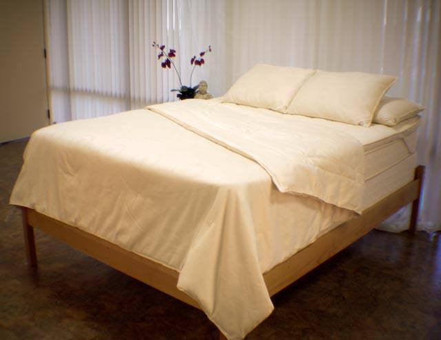EcoWool Comforter With Sateen
