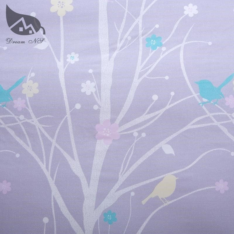 Light Color Tree Themed Duvet Cover Bedding Set   Upgrading Quality