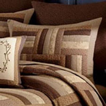 Shades Of Brown Standard Sham by Park Designs