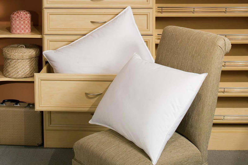 525 FILL POWER WHITE DOWN PILLOW   Upgrading Quality