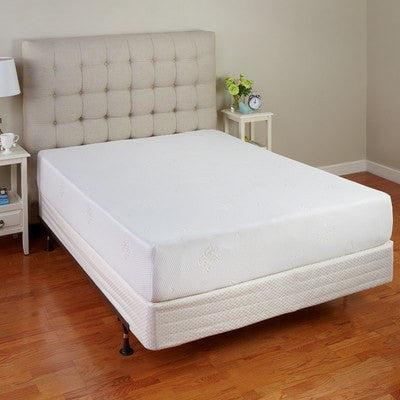 "10"" Ventilated Memory Foam Mattress"