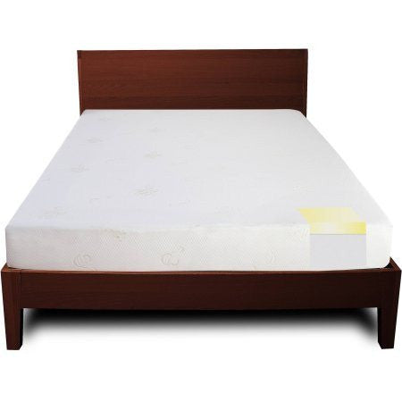 "8"" Ventilated Memory Foam Mattress"