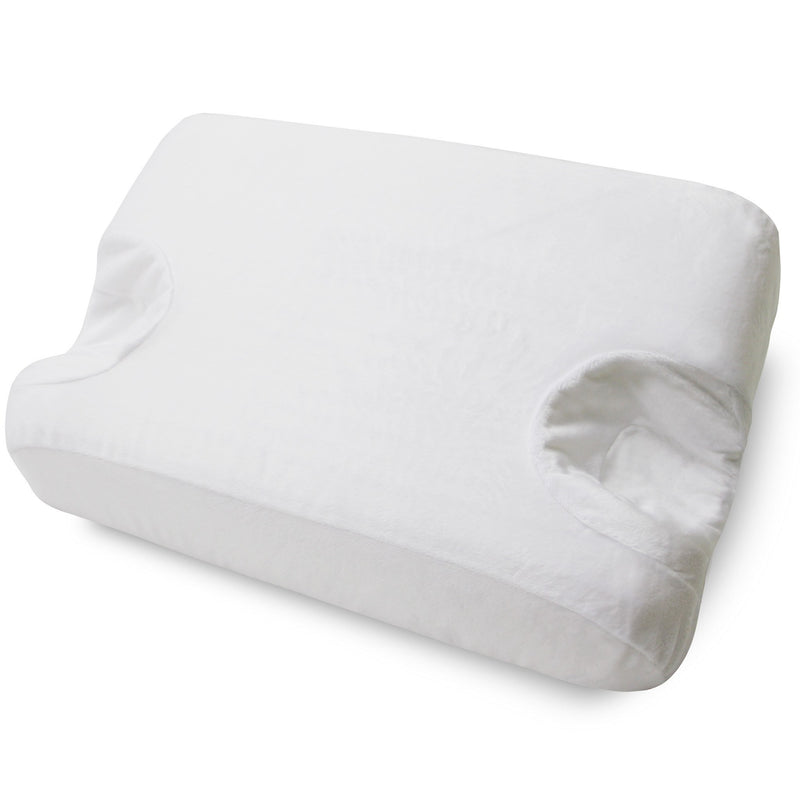 Contour Memory Foam Pillow for CPAP Machines by Classic Brands