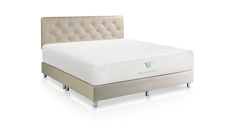 "14"" Gel Memory Foam Mattress"